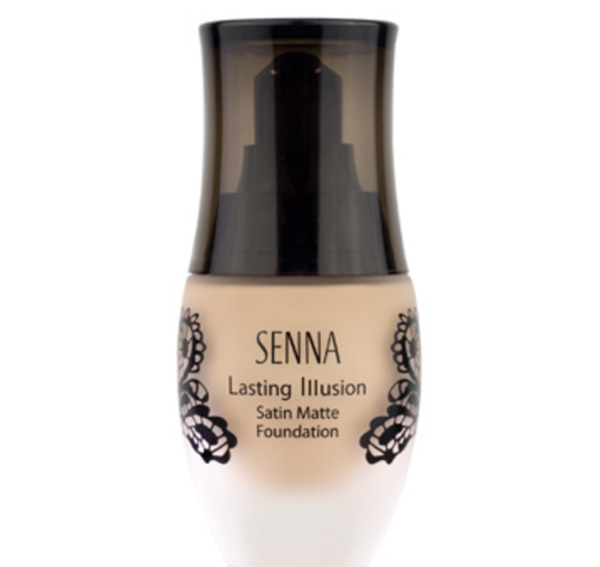 Senna Lasting Illusion Satin Matte Foundation