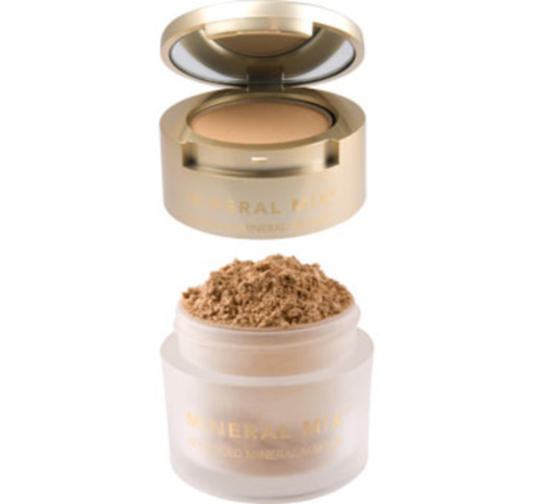 Senna Mineral Mix Cover & Finish Loose Foundation