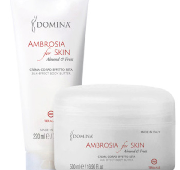 Domina Ambrosia For Skin  -  Almond & Fruit