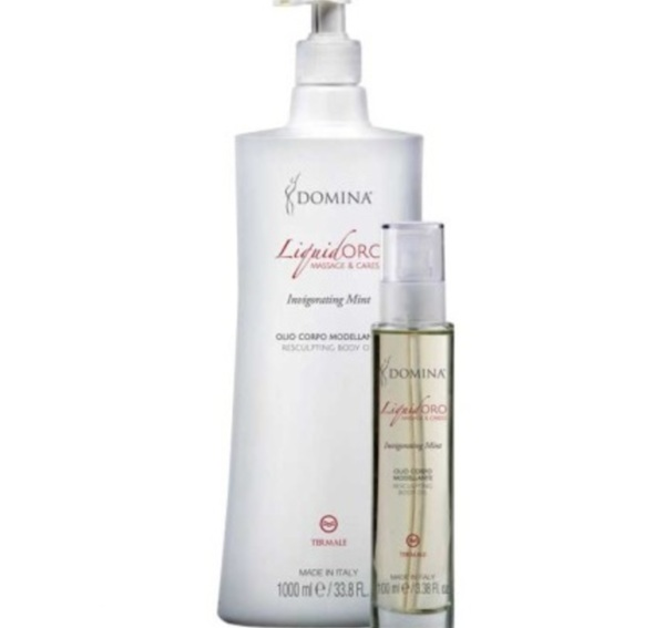 Domina Liquid Oro  -  Massage & Caress